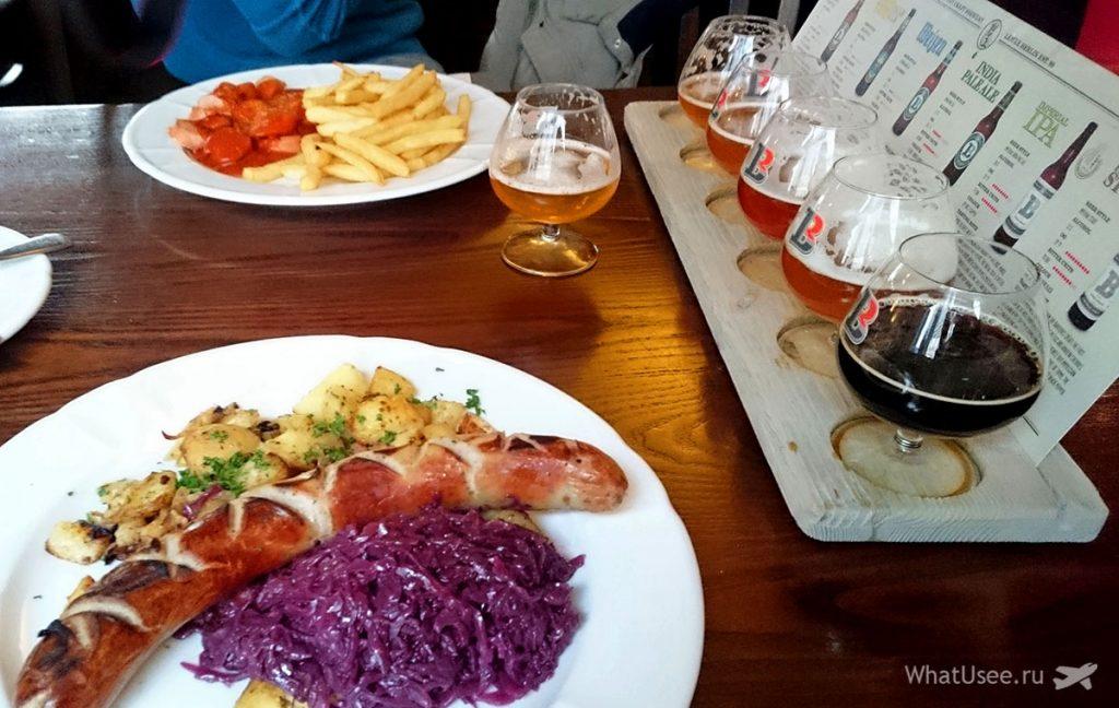 Немецкая кухня в Берлине