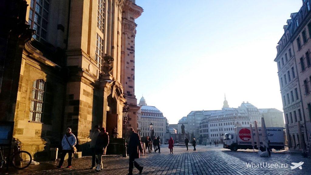 Прогулка по Дрездену