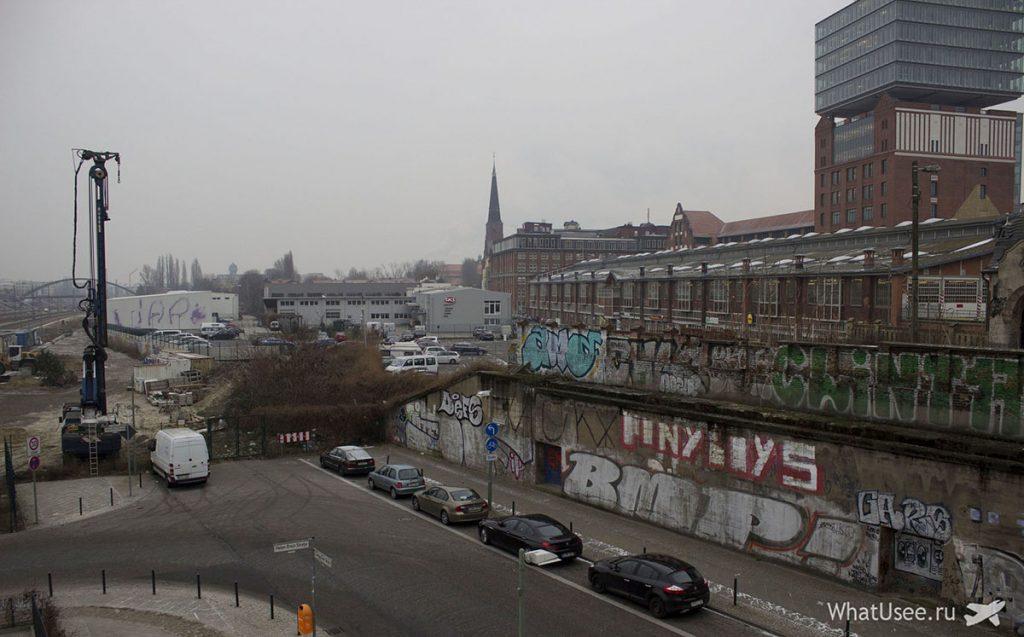 Прогулка по Восточному Берлину