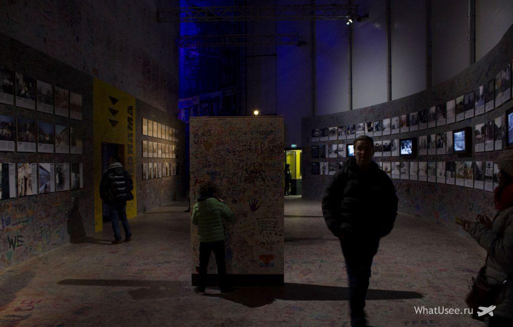 Панорама Berlin Wall посещение и билеты