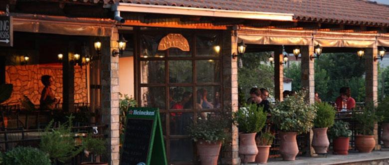 Рестораны и таверны в Метеорах