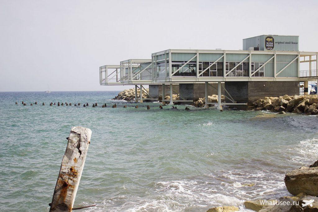 Один день в Лимассоле Кипр