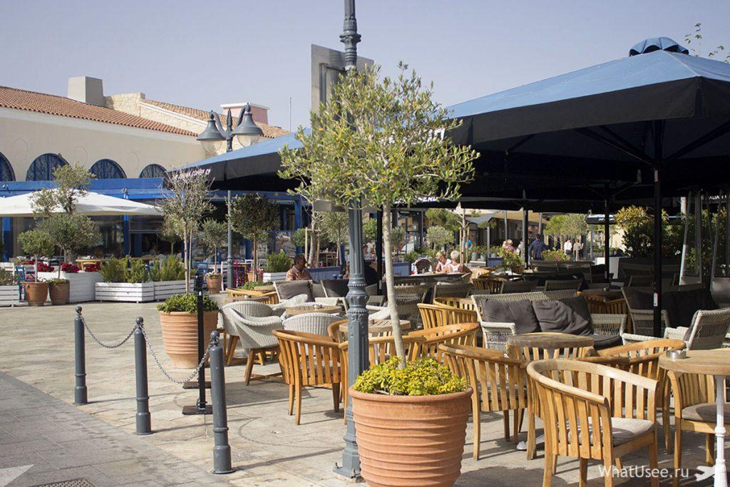 Кафе и рестораны на Кипре
