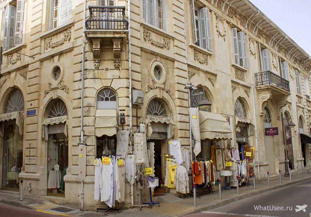 Улица Agiou Andreou в Лимассоле