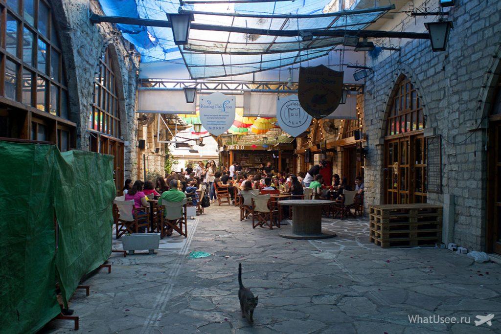 Кипрские таверны