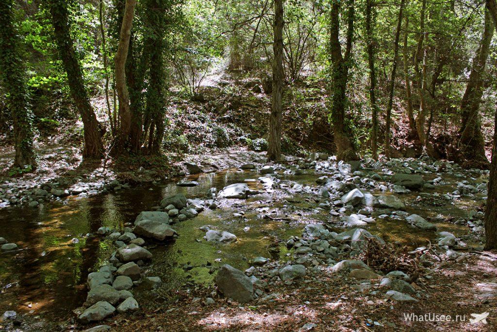 Река Криос Потамос