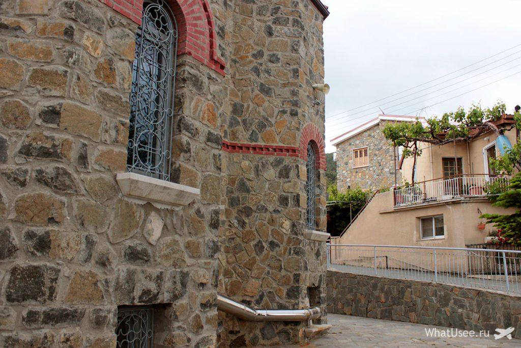 Церковь Faneromenis