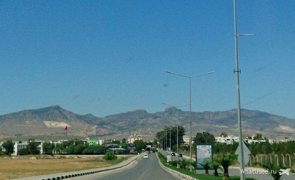 Въезд на Северный Кипр