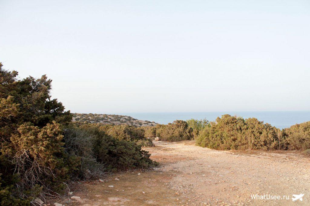 Мыс Каво Греко - национальный парк