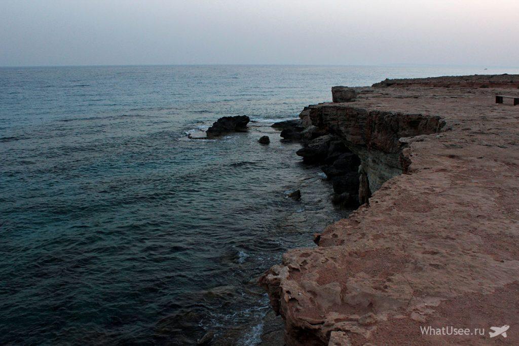 Фото мыса Каво Греко на Кипре
