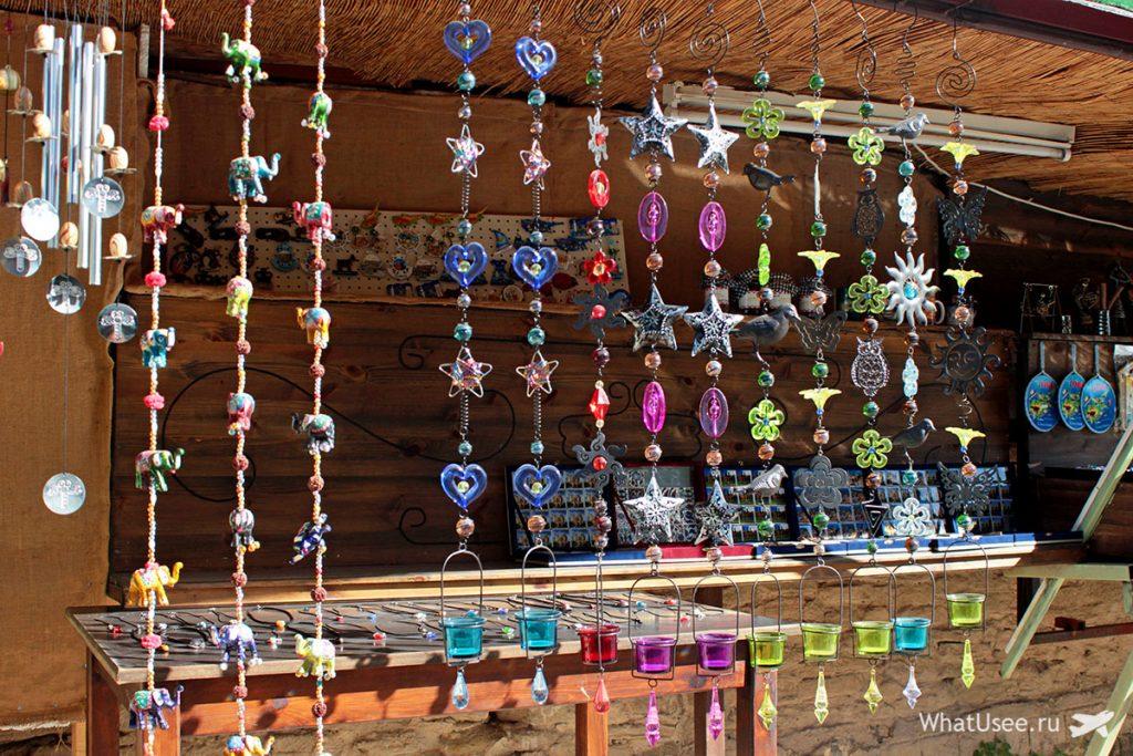 Сувениры в Беллапаис на Кипре