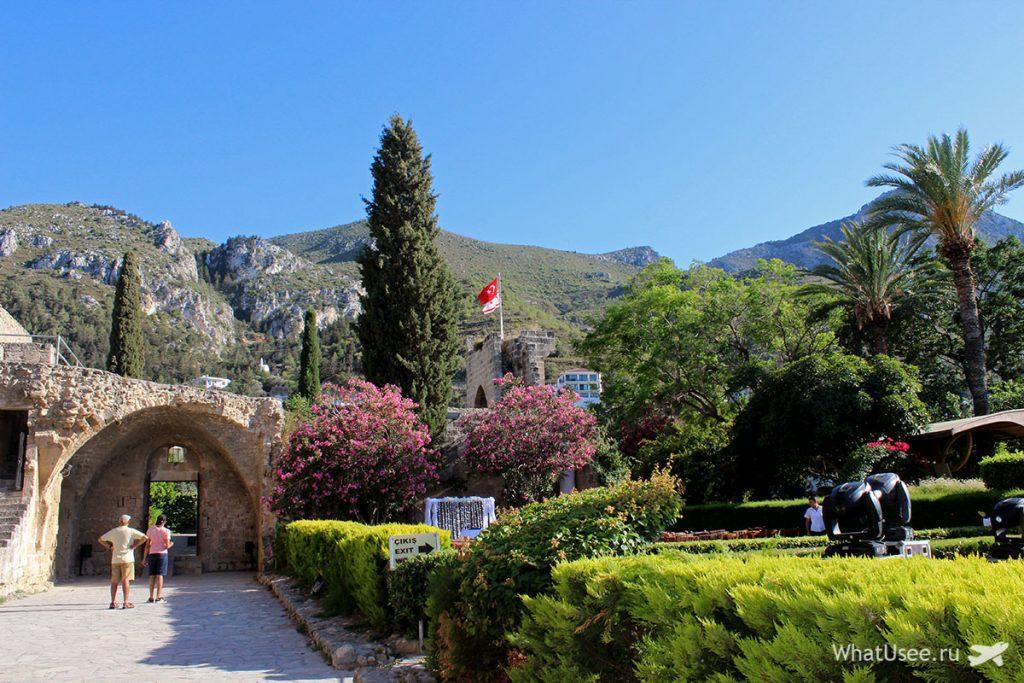 Аббатство Беллапаис в Кирении