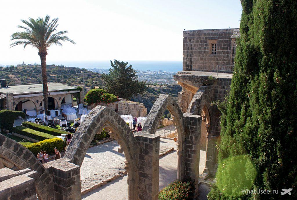 История аббатства Беллапаис на Кипре