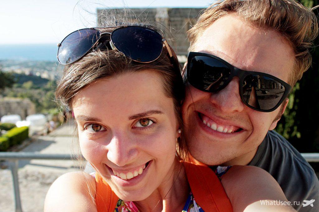 Поездка в Беллапаис на Кипре
