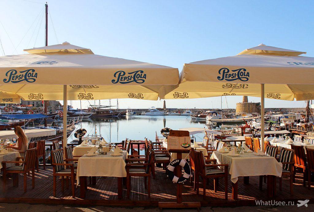 Старый порт в Кирении