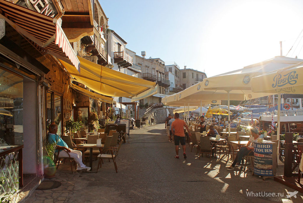 Как выбрать ресторан в Кирении