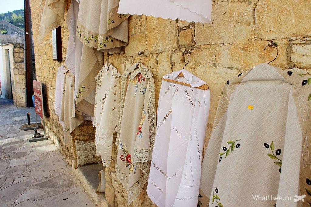 Деревни в Троодосе на Кипре