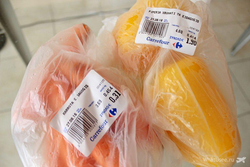 Где купить продукты на Кипре
