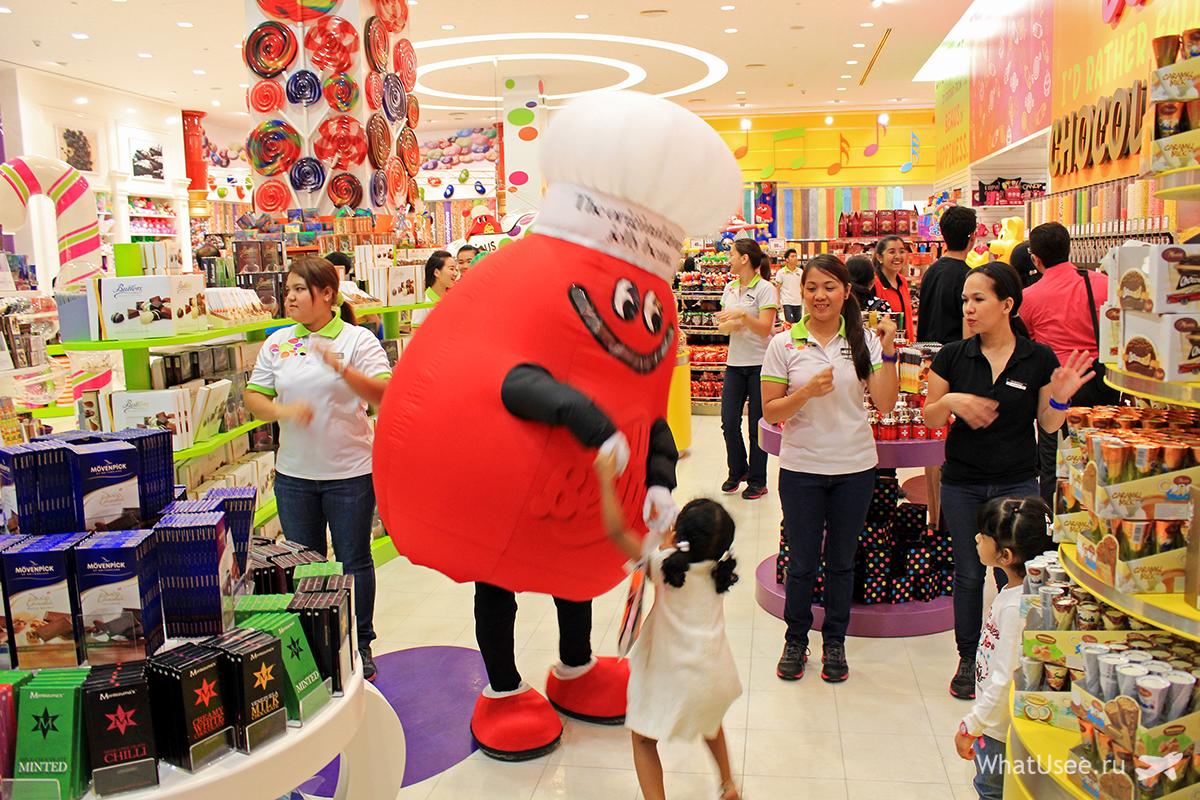 Candylicious в Дубае