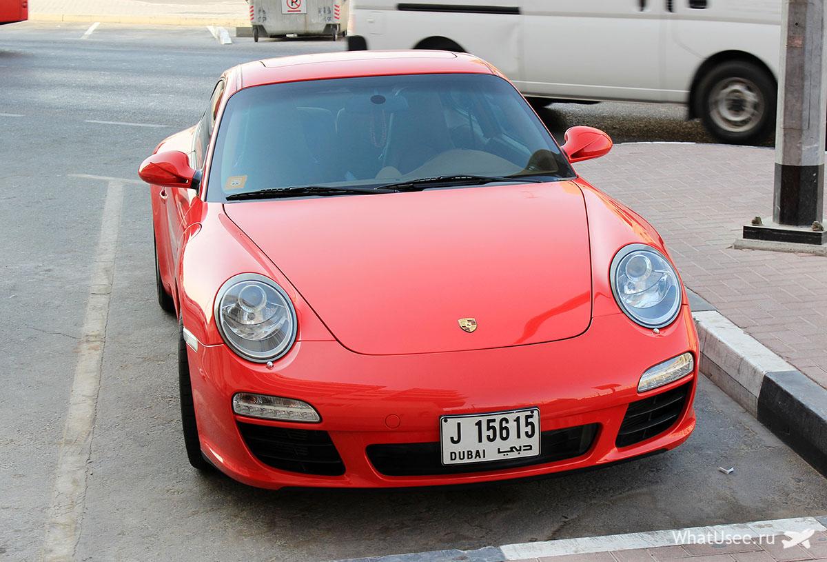 Машины в ОАЭ