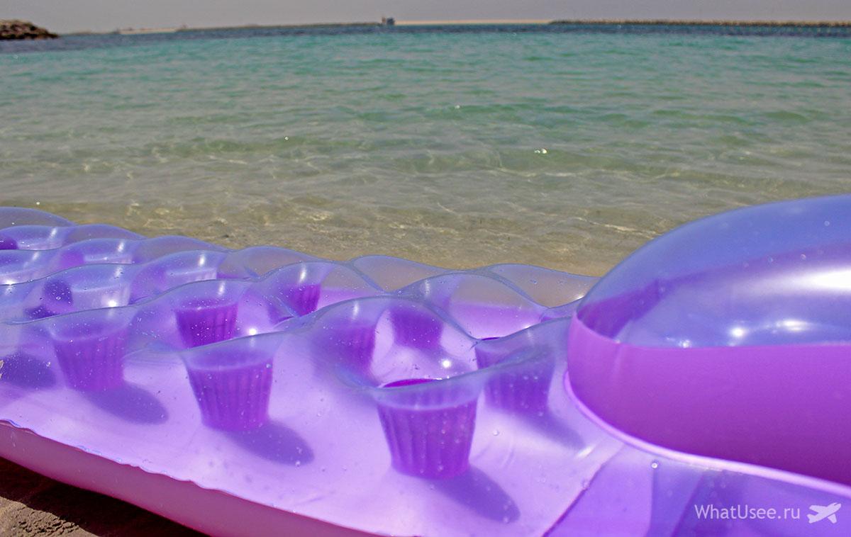 Пляж Аль-Мамзар в Дубае