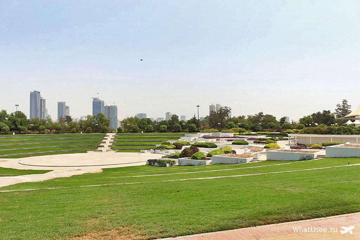 Аль-Мамзар в Дубае