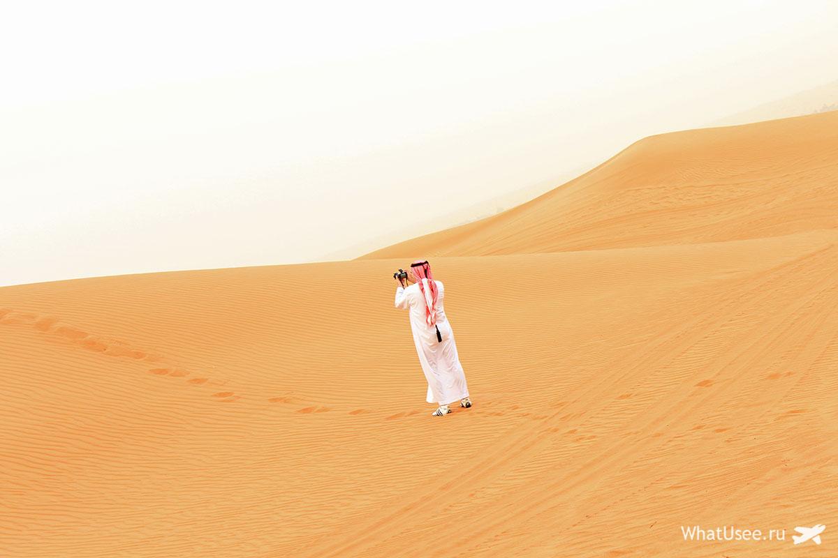 Сафари на джипах в Эмиратах