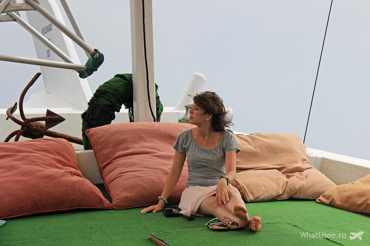 Экскурсия на полуостров Мусандам