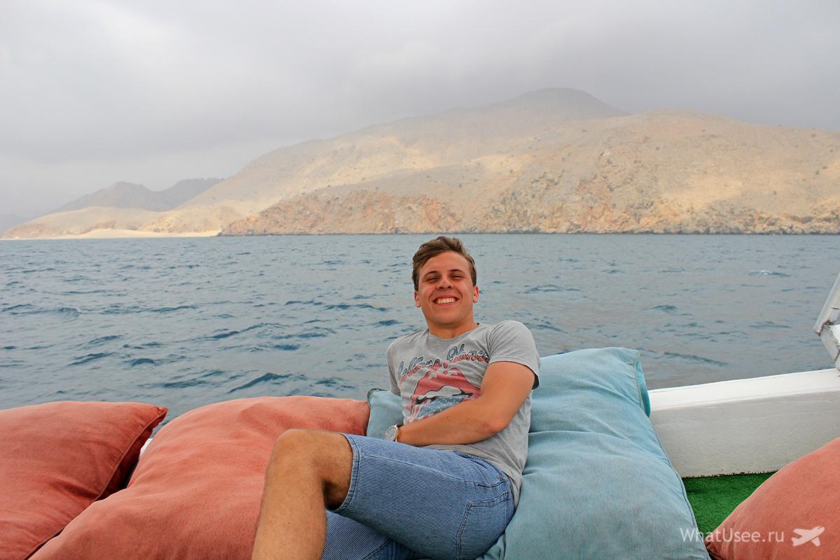 Экскурсия из Дубая в Оман на полуостров Мусандам