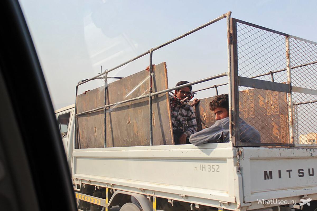 Мигранты в ОАЭ