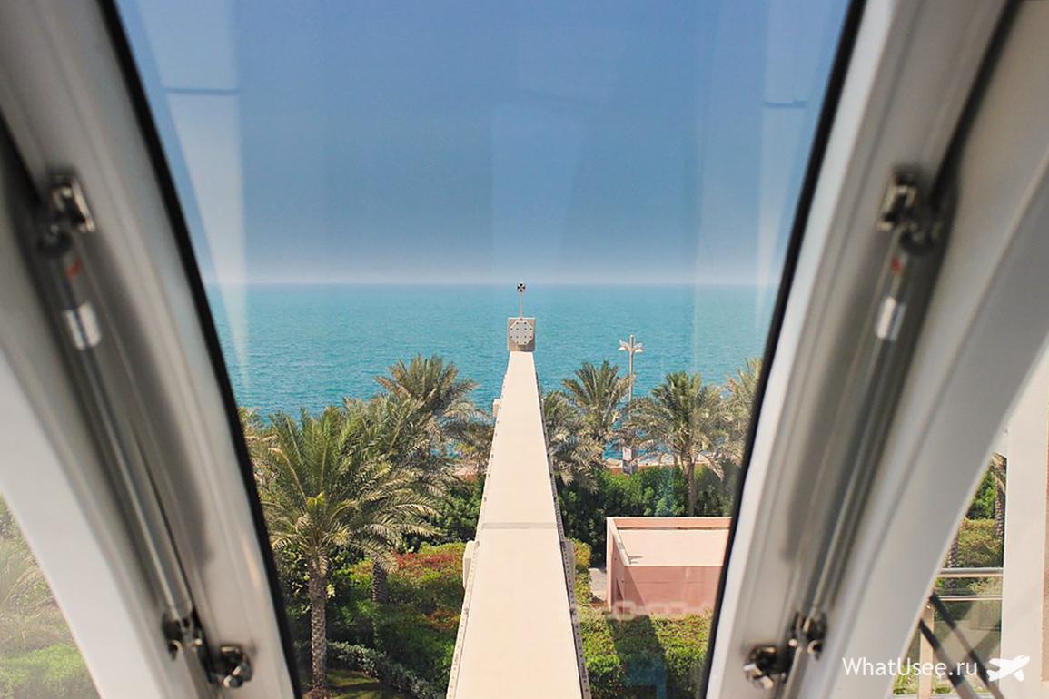 Монорельс в Атлантис в Дубае
