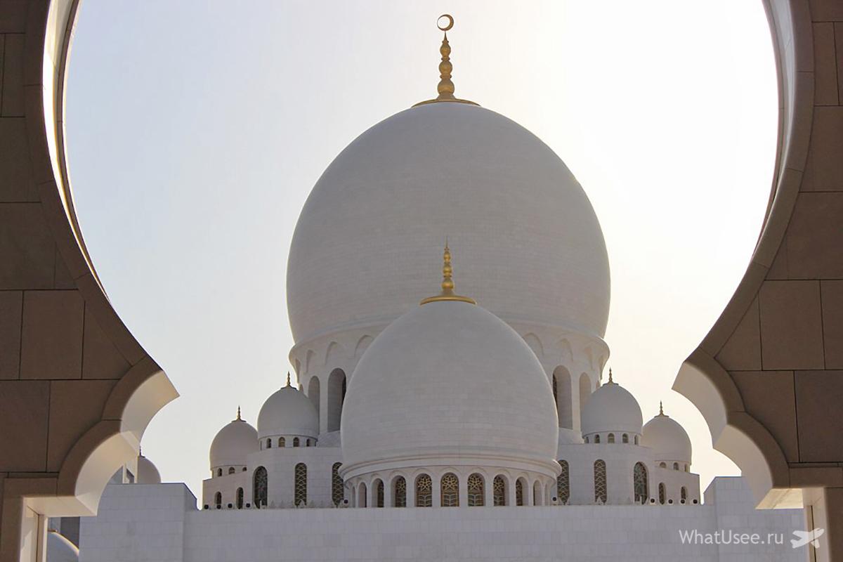 Поездка из Дубая в Абу-Даби и мечеть шейха Зайда в ОАЭ