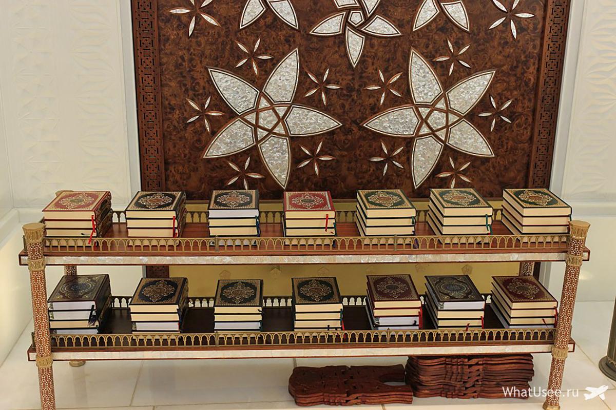 Фото мечети шейха Зайда в Эмиратах