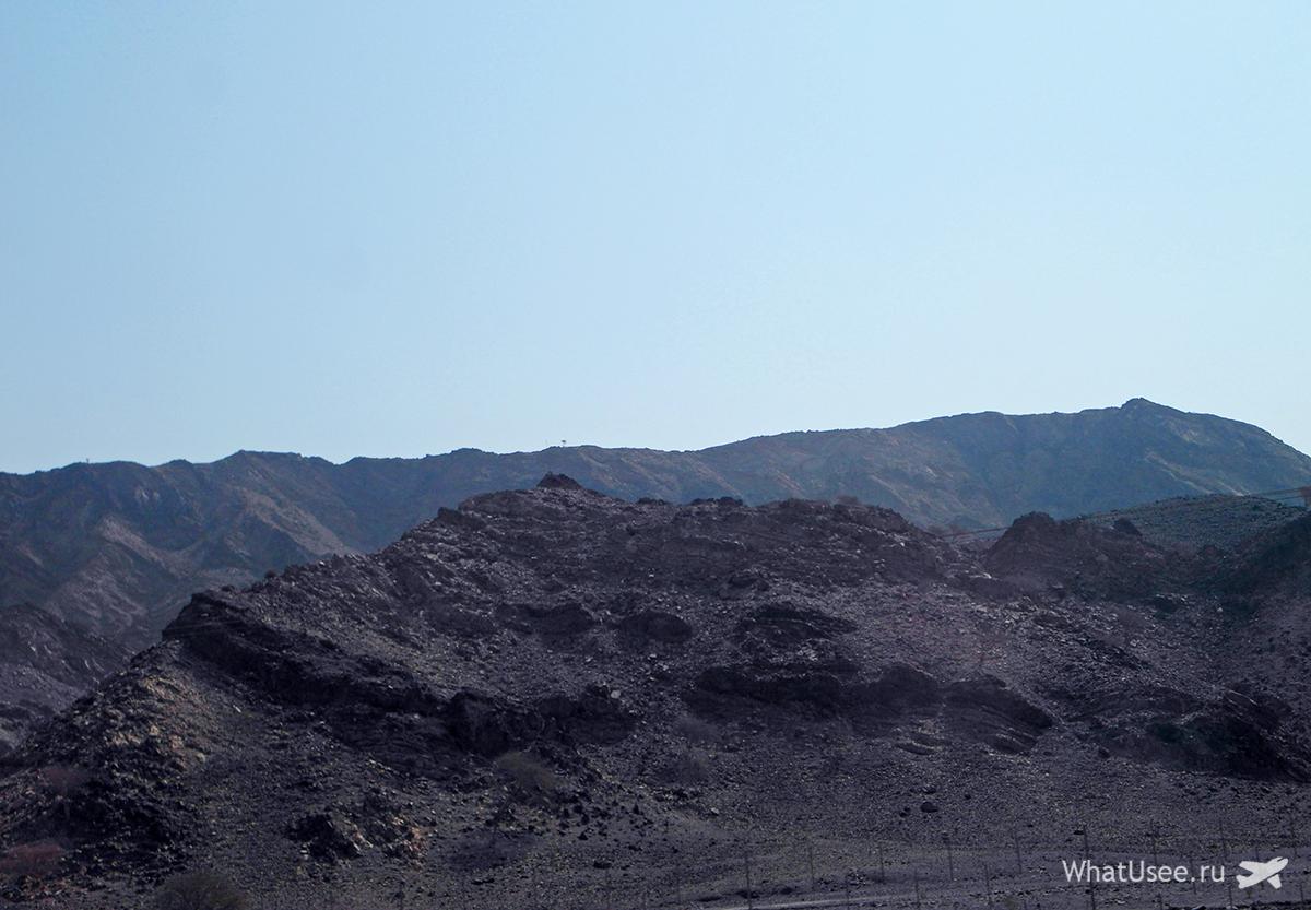 Экскурсия из Дубая в Оман