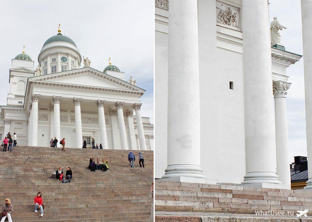 Кафедральный собор на Сенатской площади