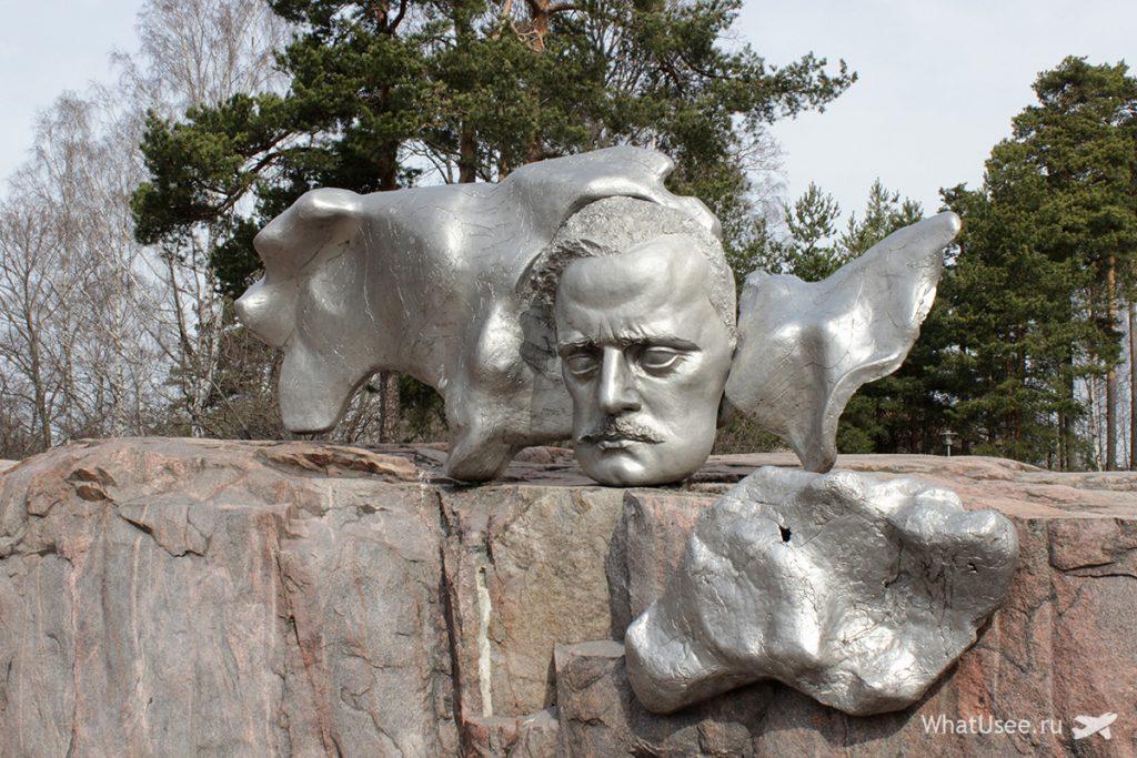 В парке Сибелиуса