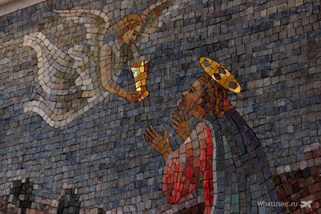 Ватикан за один день самостоятельно