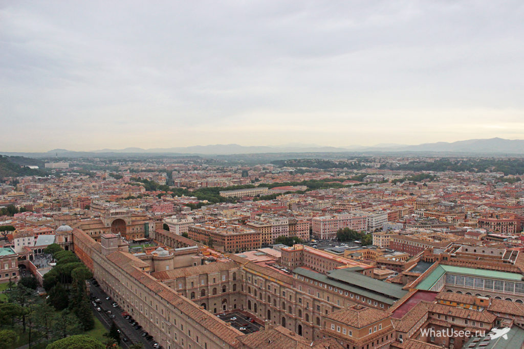 Поездка в Ватикан на один день