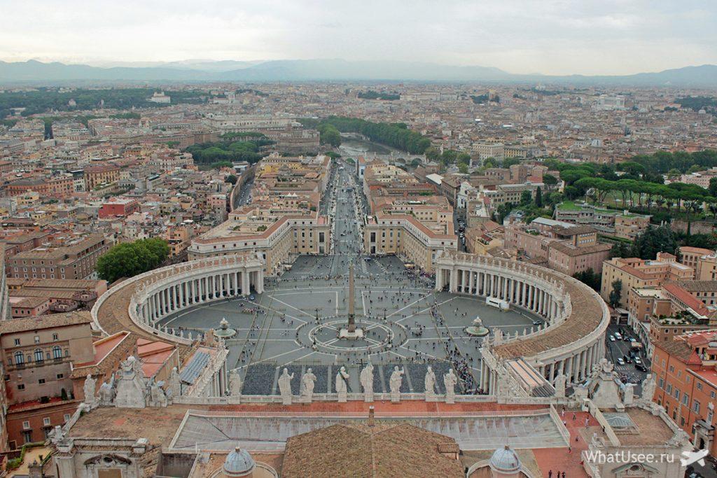 Чем заняться в Ватикане и Риме