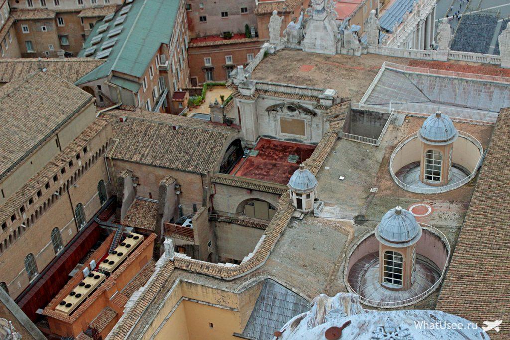 Ватикан и Площадь Святого Петра