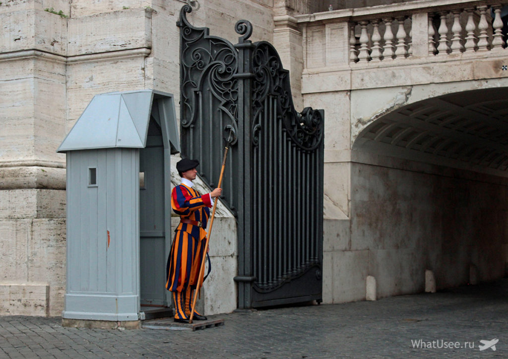 Ватиканская армия