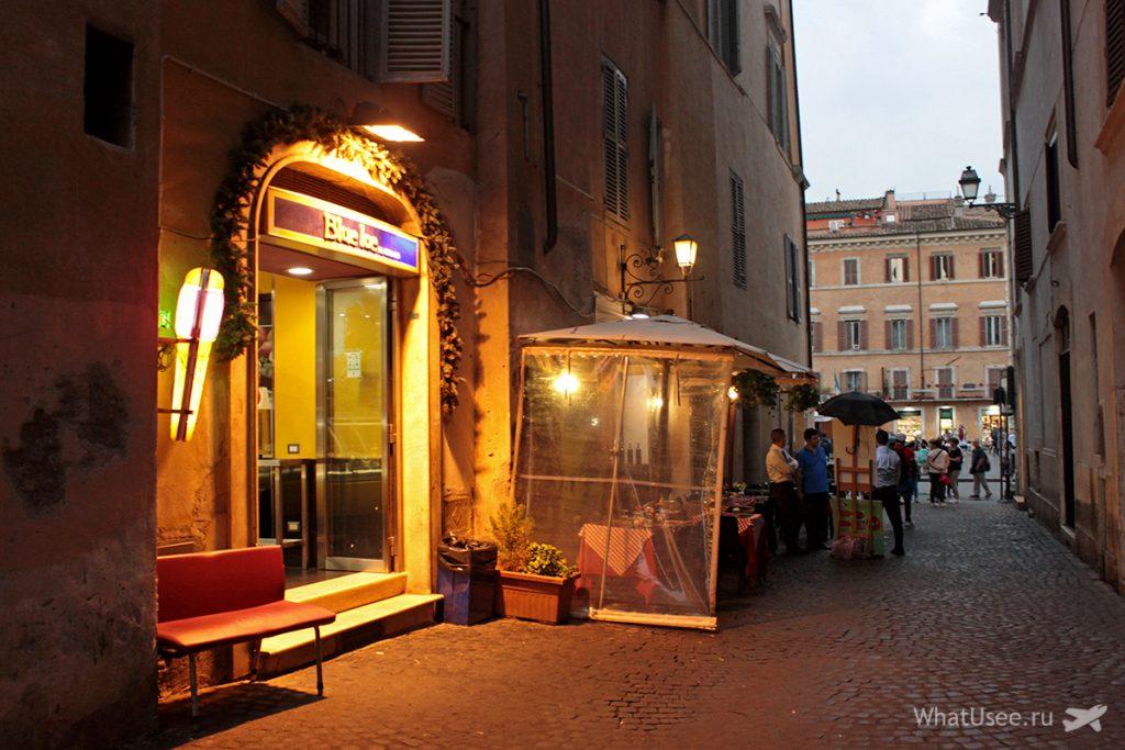 Сувениры в Риме