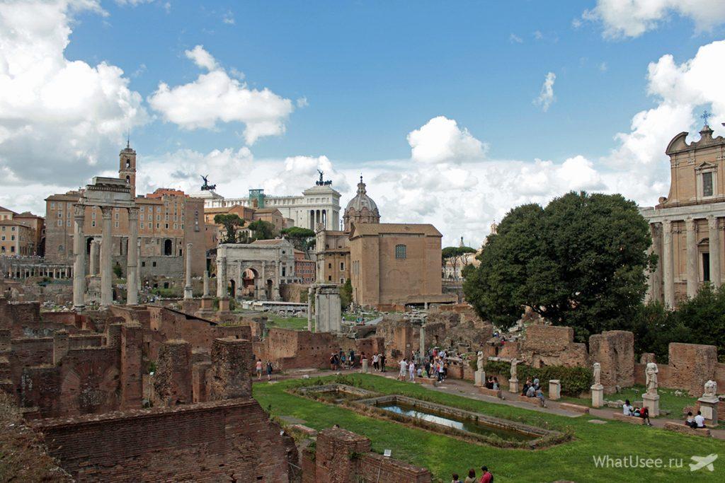 Римский Палатин