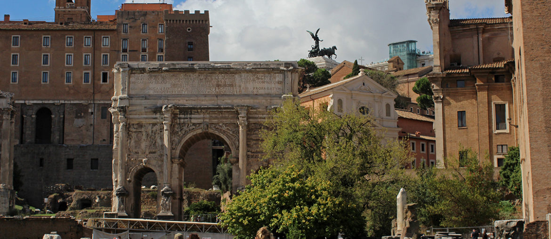 Римский форум и Колизей