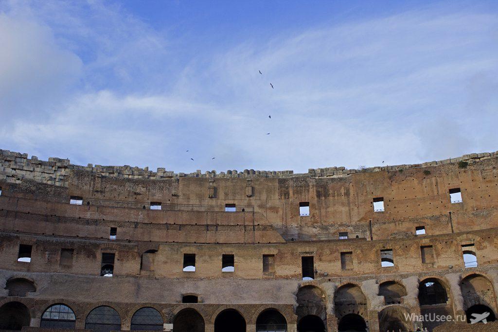 Колизей сегодня