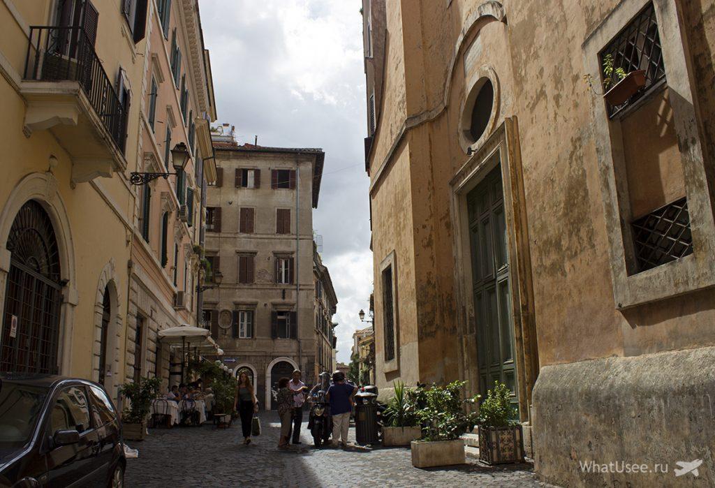 Чем заняться в районе Трастевере в Риме