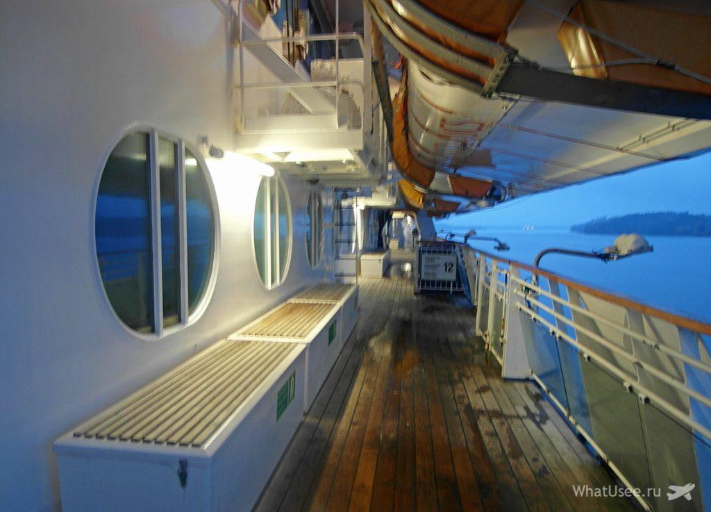 ПаромыTallink Silja Line