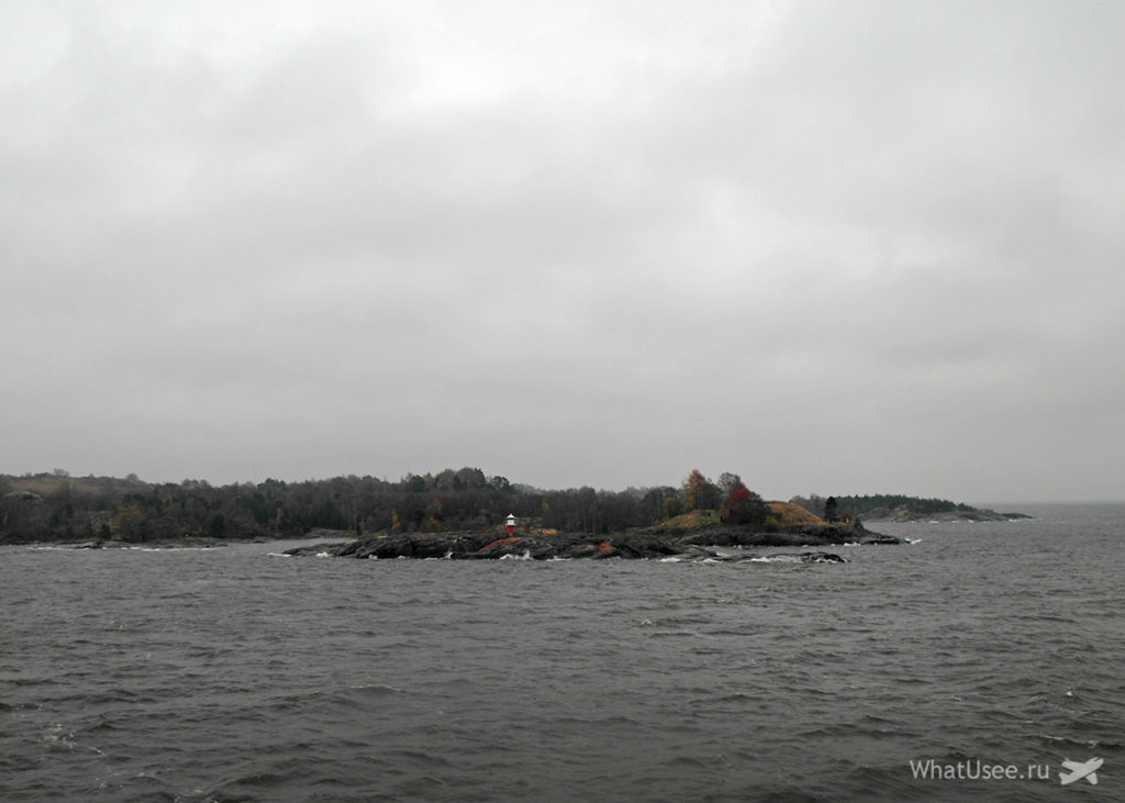Круиз из Финляндии в Швецию