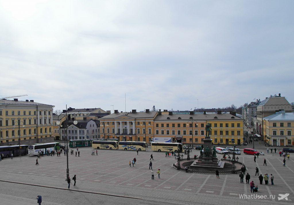 Сенатская площадь Senaatintori
