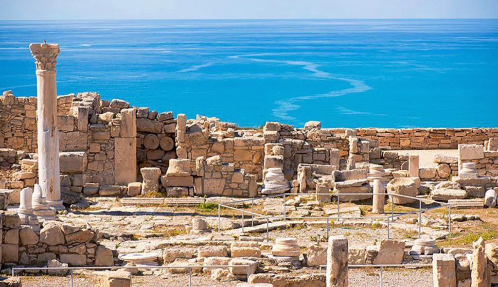 История Лимассола в античное время